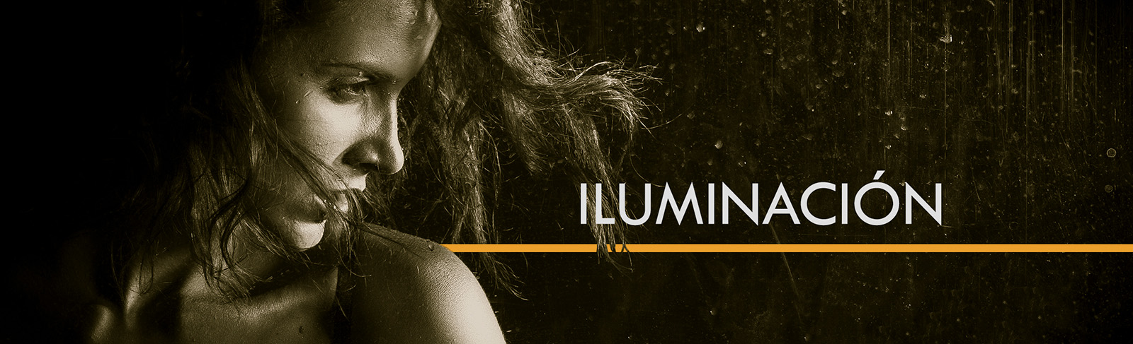 curso de iluminación fotografía