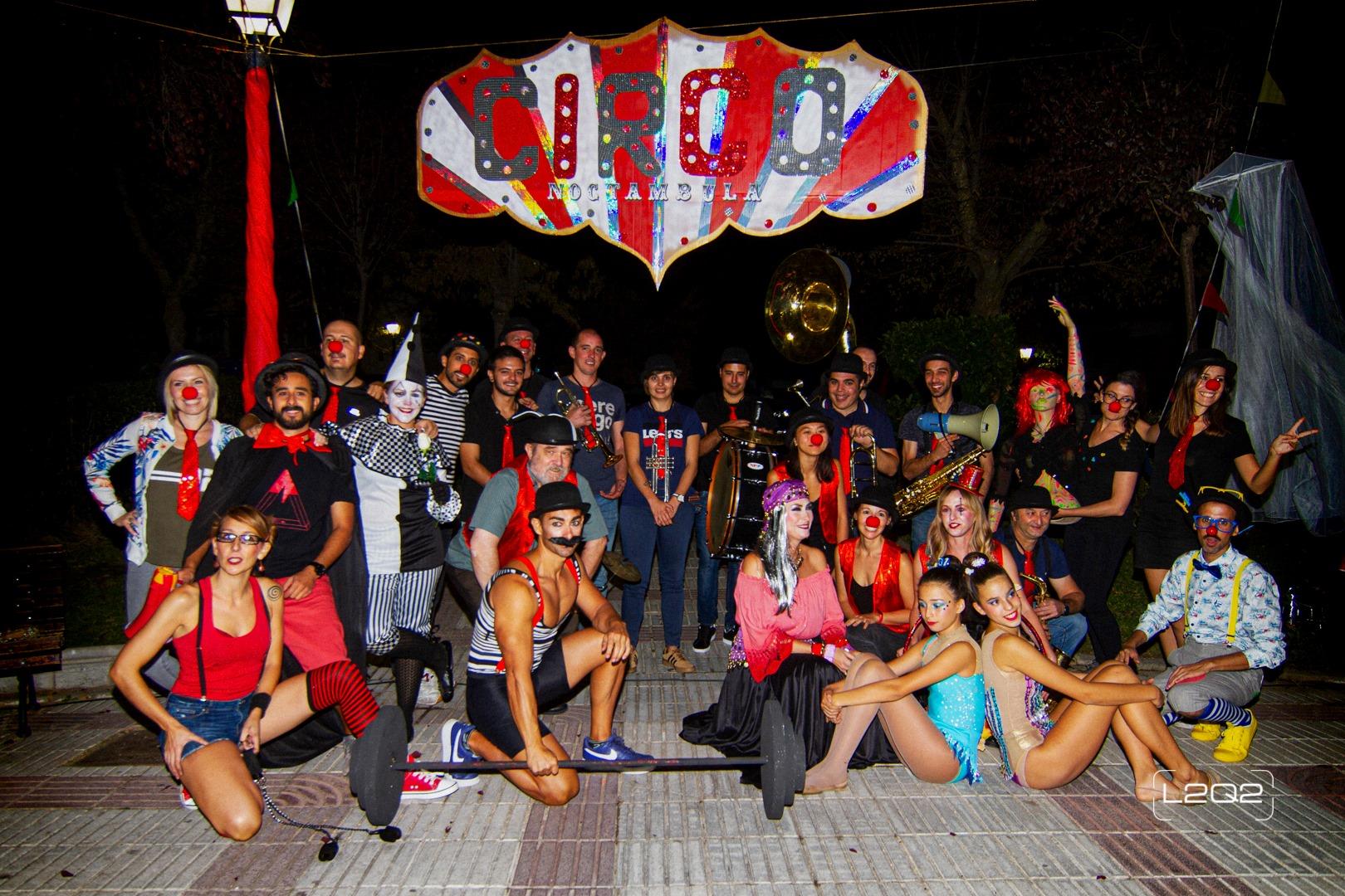 circo noctámbula 2019