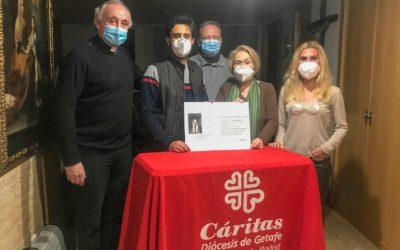 """L2Q2 dona a Cáritas la recaudación íntegra de """"Fotografías de un confinamiento"""""""