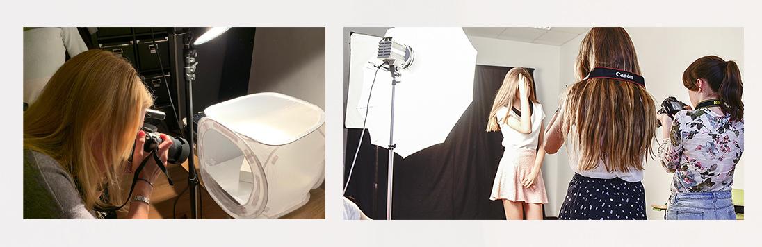 Fotografía de producto o estudio, cada una tiene diferentes necesidades