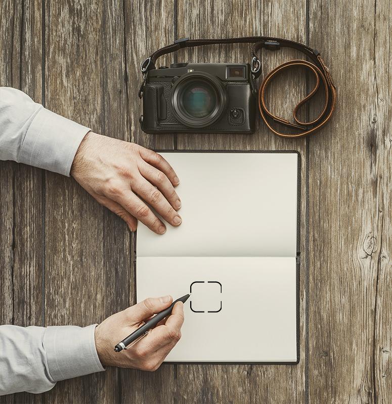 Apuntes, clases y curso de fotografía